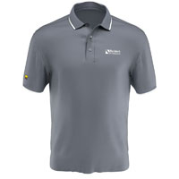 MEN'S JACK NICKLAUS SOLID TEXTURED POLO WITH